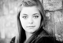 {KC} High School Seniors / Looking for a unique high school senior portrait session? You've come to the right place! / by KC Photography Studio