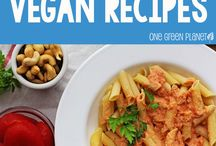 Vegan Recipes / A collection of recipes from some of the very best vegan chefs in the world.