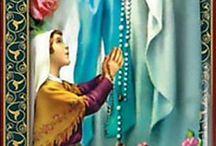 Oracion a la Virgen de Lourdes