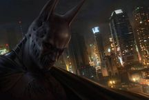 Batman / Here you can find pictures selected from the enormous ocean of artworks published on our Facebook fanpage. To see more visit www.facebook.com/TheirArtGallery