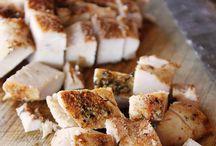 Cook Ahead Healthy Chicken Recipes