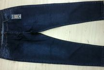Big size women jeans