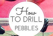 pebbles drilling