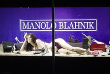 Shoe Displays with Mannequins / #visual merchandising, #window displays  for Shoe Retailers and Department stores. Buy mannequin legs and mannequin feet for your shoe displays at MannequinMadness.com  See our other Pinterest boards for other creative window display ideas / by Mannequin Madness