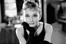 Audrey Hepburn / by Rosângela Antiqueira