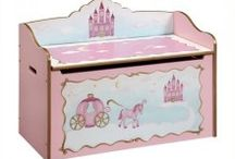 Toy Boxes Chests