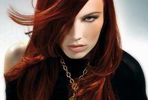 Haarkleur rood