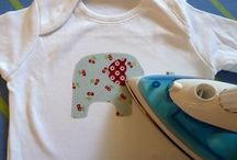 Applique & Embroidery for Baby