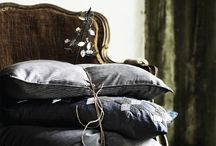 ~ HOME DECOR ~                           /     Charme .......Textiles / by Odastudio OfficinaDesign