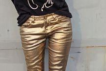 Fashion ✄ Pants (Gold)