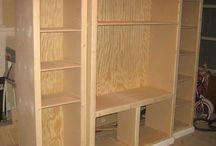 Tvs shelves