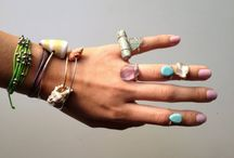 Jewellery I love / Contemporary Silver Jewellery, Beaded Jewellery & Other Jewellery I love.  / by Kimberley Cameron