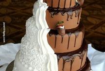 bruiloft taarten
