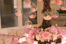 Pink to make the boys wink / Ideas and inspiration for a pink wedding theme