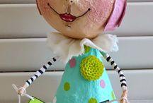 paper dolls figures