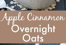 Recipes-Overnight Oats