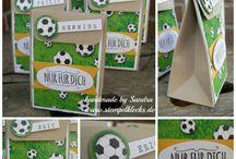 Fußball Party Kinder