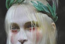 make up / by Justyna Małgorzata