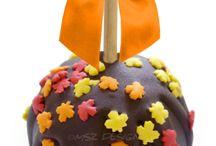 ♥ Halloween ♥ / ¡Celebra tu FIESTA DE HALLOWEEN con nuestras deliciosas MANZANAS GOURMET!