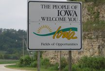 Iowa-My Fourth Home / Places I've been in Iowa