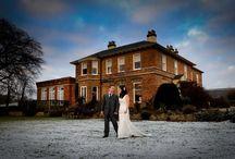 Winter Wedding Venues / Enchanting winter wedding venues