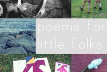Poetry for Little Ones