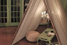 Enchanting Play Spaces / by My Fancy Princess -