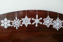 Crochet Ornaments / by DoSymphony