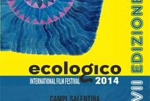 Ecologico International Film Festival / Bacheca dell'Ecologico International Film Festival di Campi Salentina (LE)