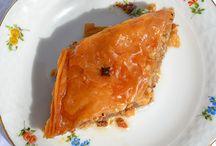 Greek desserts / Greek desserts