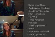 Social Media for Professionals / This board contains information on LinkedIn, Twitter, Facebook, Google Plus and blog posts that will help professionals to become more successful!