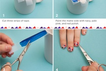 DIY NAIL ART / NAIL ART / by Brilliance Of B