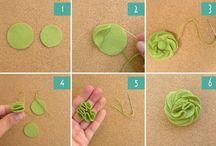 Crafts - Felt / Crafts using felt