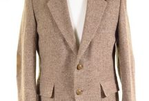 Mens Tweed Jackets / Modern & vintage men's tweed jackets. Buy online at Tweedmans Vintage!