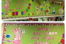 Candy land classroom