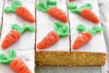 Ciasta z warzywami