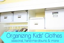organizing :: kids / by Ask Anna