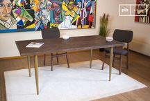 Vintage style kitchen / Kitchen decoration ideas for those who love vintage furniture