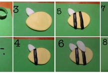 cupcake toppers tutorial / animals