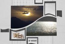 AUVERGNE et ALPES - Inspiration Mimou (principalement)