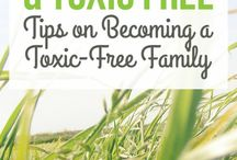 Home // Clean Living / Living a clean, toxin free lifestyle