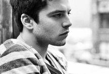Sebastian Stan you dumb gay bitch