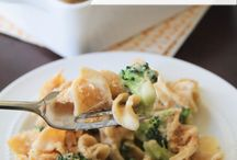 Veggie Meal Choices / Healthy diet choices.