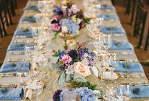 Periwinkle wedding ideas