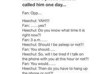 Heechul (*^ω^*)