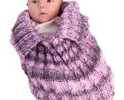 Knitting & Crochet for children