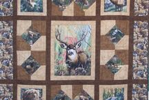 panel quilts / by Leslie Loponen