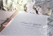 Butterfly wedding / Coordinati di nozze con farfalle