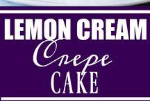 Sitron kake