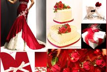 Client: Jatana and Cliff / Red inspiration